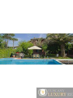 Villa with swimming pool to rent in Forte dei Marmi, ref204