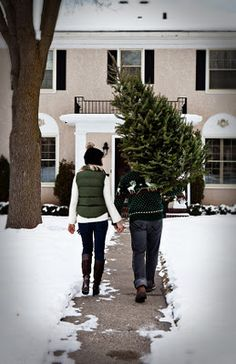 i'll be home for christmas. MUST HAVE PIC FOR CHRISTMAS IN FIRST HOME!!! dont forget :)