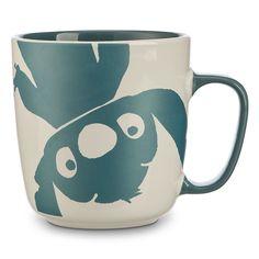 Disney Lilo & Stitch's Stitch Two-tone Ceramic Mug brand new Lilo And Stitch Merchandise, Disney Merchandise, Lilo Stitch, Stitch 2, Stitch Kingdom, Stitch Disney, Deco Disney, Disney Pixar, Disney Cups