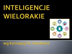 INTELIGENCJE WIELORAKIE Languages Online, Classroom Language, Education, Learning, School, Kids, Research, Language, Young Children