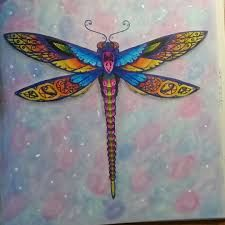 Take a peek at this great artwork on Johanna Basford's Colouring Gallery! Dragonfly Drawing, Dragonfly Wall Art, Dragonfly Tattoo, Colouring Pages, Coloring Books, Enchanted Forest Coloring Book, Mandala, Johanna Basford, Prismacolor