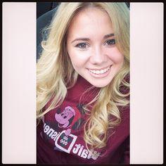 Love my new hair! Thank you @louisebibby at @triangleshairandbeauty  #triangles #hair #blonde #new #cut #curlyhair