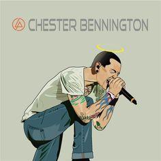 R.I.P Chester Bennington