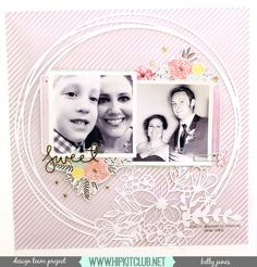 Hip Kit Club | December 2016 Kits | Pink Paislee-Take Me Away & HKC Exclusives