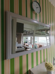 This unit proves that it's possible to live comfortably in a tiny space Condo Interior Design, Interior And Exterior, House Tours, The Unit, Windows, Room, Furniture, Ideas, Home Decor