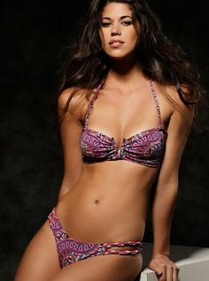 e60f353513f44c Designer Swimwear 360 - Tito Bandeau Two Piece Bikini - Zipa Mosaic  Swimsuit Shops
