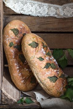 Chleb z pokrzywą, nettle bread #chleb #pokrzywa #bread #nettle
