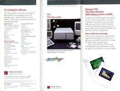 Montage Film Recorder Brochure