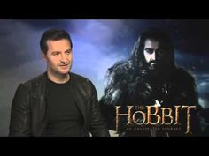 Richard Armitage sings Misty Mountains <3