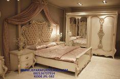 Kamar Set Pengantin Royal Klasik Mewah Casandra Terbaru