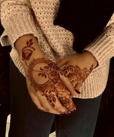 Mehndi Design By