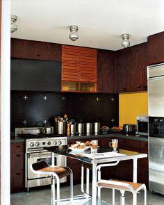 #apartment kitchen storage ideas #DIY storage ideas #kitchen hacks #kitchen organization solutions #kitchen storage #small kitchen storage ideas #small spaces #storage ideas #unique kitchen storage