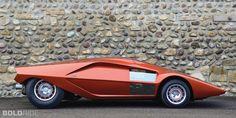 1970 Lancia Stratos HF Zero | Gear Patrol