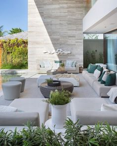 Bring your living room comfort to your outdoor spaces with the right sofa set. #myfaceoutdoordesign #outdoorfurniture #outdoordesign #outdoordecor #outdoorlivingspace #outdoorspaces #furnituredesign #modernoutdoorfurniture #sofa #outdoorsofa #luxurydesign #luxuryfurniture Modern Outdoor Furniture, Luxury Furniture, Outdoor Sofa, Outdoor Spaces, Furniture Design, Outdoor Decor, Villas, Destinations, 139
