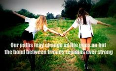 Looking for the right words to tell your friends how much they mean to you? You'll find the perfect sentiment in this collection of friendship quotes. 36 The Best Friendship Quotes Friend Quotes For Girls, Bff Quotes, Best Friend Quotes, Cute Quotes, Girl Quotes, My Best Friend, Friend Sayings, Qoutes, Funny Quotes