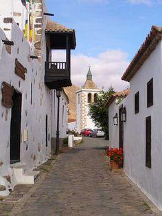 Betancuria, Fuenteventura, España.