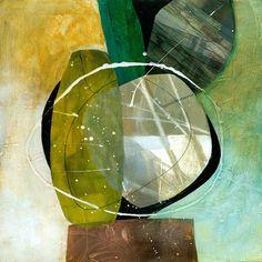 Jane Davies Painting - Shape 13 by Jane Davies