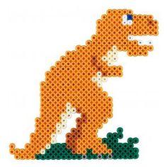 Hama kleine Geschenkpackung Dino-Welt mit 2000 midi Bügelperlen