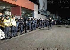 SANCIONA SSP-CDMX A 72 CONDUCTORES EN OPERATIVOS NOCTURNOS