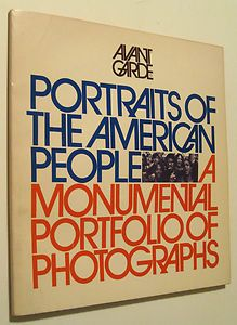 1971 AVANT-GARDE Magazine PHOTOGRAPHY Alwyn Scott Turner HERB LUBALIN Design