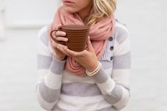 stripes and coffee :)