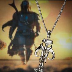 Mandalorian R2D2 Star Wars necklaces BB8 ships different designs