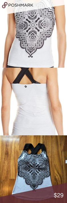 I just added this listing on Poshmark: Prana Phoebe Tank/Yoga Top. Plus Fashion, Fashion Tips, Fashion Design, Fashion Trends, Yoga Tops, Criss Cross, Paisley, Gray Color, Camisole Top