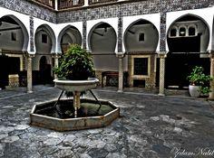 Alger: Musée national de l'enluminure, de la miniature et de la calligraphie (ex- Dar Mustapha Pacha)