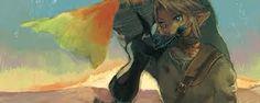 The Legend of Zelda Twilight Princess: Link Midna Link And Midna, Zelda Twilight Princess, Japanese Games, High Fantasy, Breath Of The Wild, Legend Of Zelda, Game Art, Video Games, Creatures