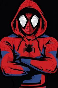 Spiderman Wallpaper, Spider Man Far From Home Wallpaper, Spiderman Wallpaper Spider Man Into The Spider Verse Wallpaper, Spiderman Wallpaper Hd, Spiderman Wallpaper Iphone. Hero Marvel, Marvel Art, Marvel Dc Comics, Ms Marvel, Captain Marvel, Captain America, Marvel Logo, Marvel Girls, Spiderman Kunst