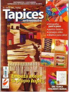 Sin+t%C3%ADtulo01 Inkle Loom, Loom Weaving, Hand Weaving, World Tapestry, Tapestry Loom, Web Gallery, Arts And Crafts, Diy Crafts, Weaving Projects