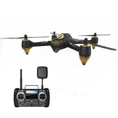 Only US$225.99, buy best Hubsan H501S X4 5.8G FPV Brushless With 1080P HD Camera GPS RC Quadcopter RTF sale online store at wholesale price.US/EU warehouse.