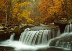Kaaterskill Falls, N.Y.