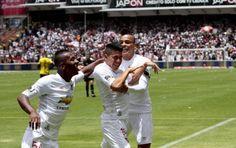 Barcelona 18 años sin poder ganarle a Ligar de Quito