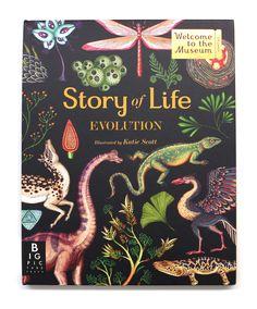 Katie Scott – Story of Life: Evolution