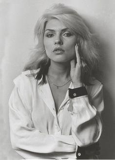 Blondie: Debbie Harry, circa 1978