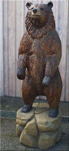 bär bear grizzly