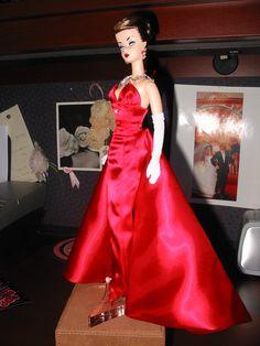 2008 Barbie Convention OOAK Live Auction Doll