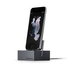 My design inspiration: iPhone & iPad Charging Dock on Fab. - Apple Charger Cord - Ideas of Apple Charger Cord - My design inspiration: iPhone & iPad Charging Dock on Fab. Iphone Lightning Dock, Cable Lightning, Iphone Offers, Iphone Charger, Best Iphone, Apple Iphone, Iphone 11, Docking Station, Charging Stations