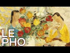 Le Pho: A collection of 178 paintings (HD) - YouTube