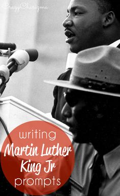 Click to get Martin Luther King Day Writing Prompts. This is a fun and creative way to engage students to have fun with writing activities. These colorful and black and white cards with 30 prompts could also easily be used as Writing Centers. They are perfect for middle school.$ | CrazyCharizma