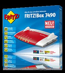 FRITZ!Box 7490, Best DSL Router :)  56 rateit.cool user give 4.66 of 5 stars for this router.