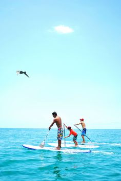 What to SEE & DO in Sayulita, Mexico: Learn to Surf or Stand-Up Paddleboard. Courtesy of @Travel + Leisure #DestinationFabulous
