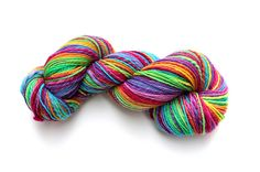 Ponyville Handspun Yarn from Freckle