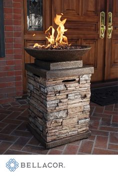 Keep warm and create the perfect outdoor setting throughout the year with a firebowl.
