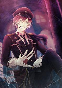 Diabolik Lovers (Lost Eden)- Ayato #Anime #Game #Otome