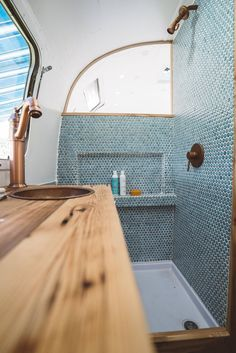 rv remodel before and after ~ rv remodel . rv remodel before and after . rv remodel on a budget . rv remodel before and after rv makeover . rv remodel before and after wheels . rv remodel on a budget camper trailers Airstream Living, Airstream Remodel, Airstream Interior, Airstream Trailers, Travel Trailers, Trailer Remodel, Caravan Living, Airstream Bambi, Rv Travel