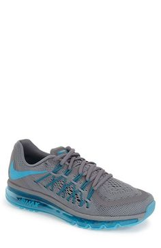 finest selection 7e758 12c08 NIKE 'Air Max 2015' Running Shoe (Men) (Online Only). #nike #shoes  #platform #round toe #lining