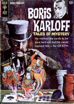 Boris Karloff Tales Of Mystery #11, September 1965