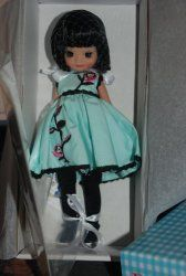 Springtime and Betsy 8'' Betsy McCall doll by Robert Tonner